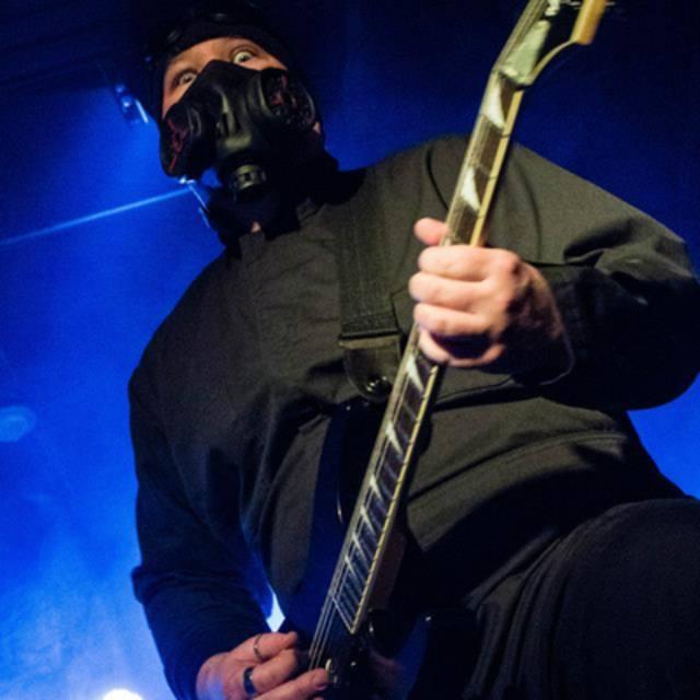 Guitarist  The Parallax Effect