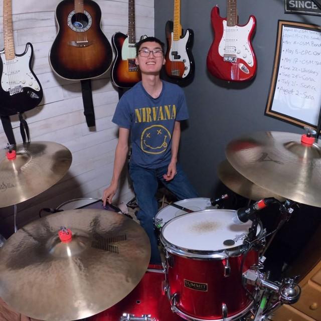 The Drum Profesor