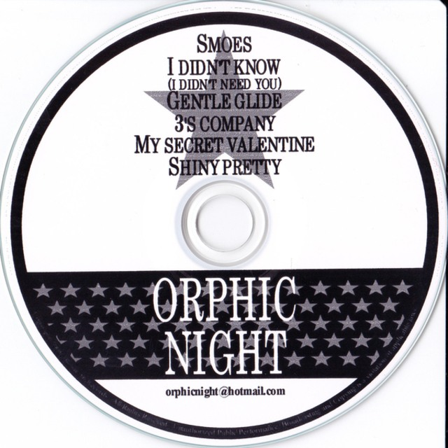 The Get Some (formerly Orphic Night)
