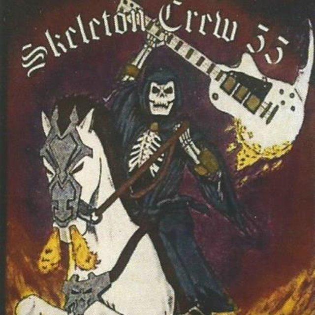 The Skeleton Crew 55 Band