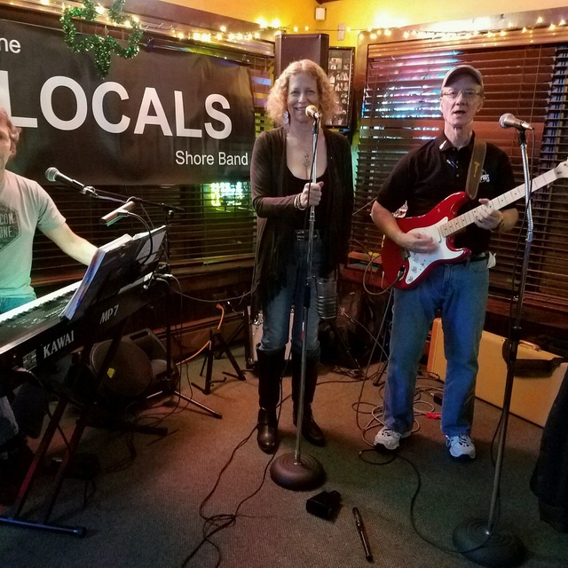 The Locals Shore Band