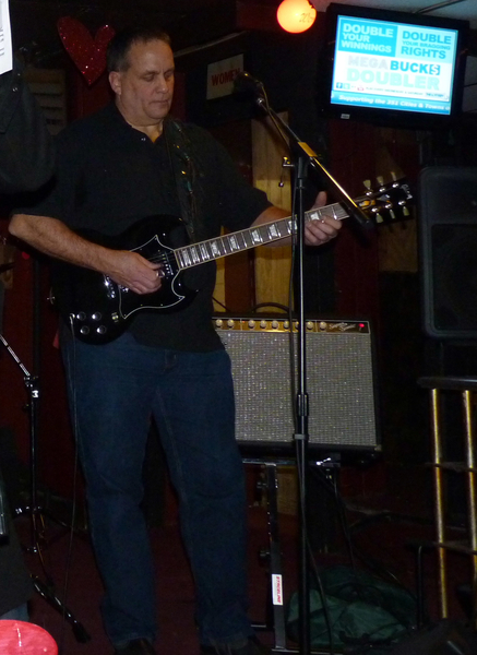 Cliffguitar Musician In Bristol Ri Bandmix Com