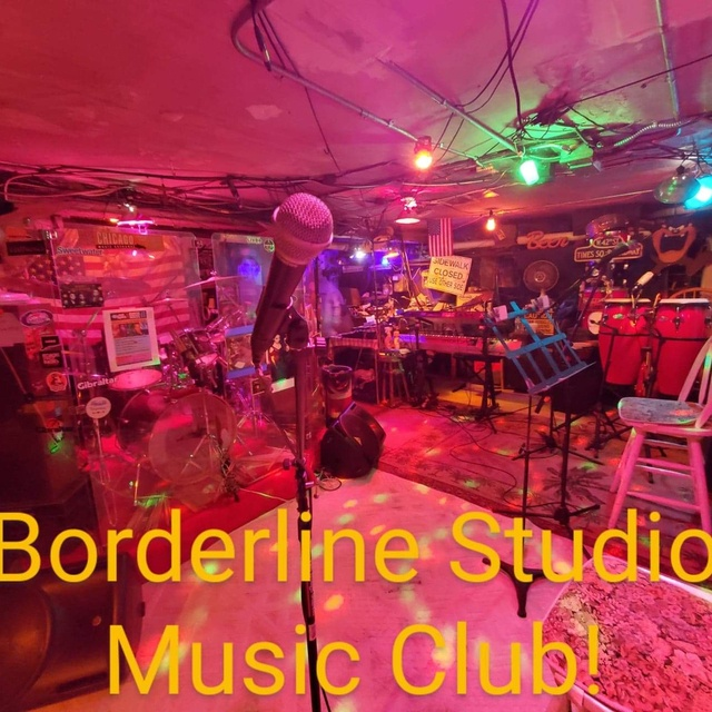 BorderLine Studio Music Club