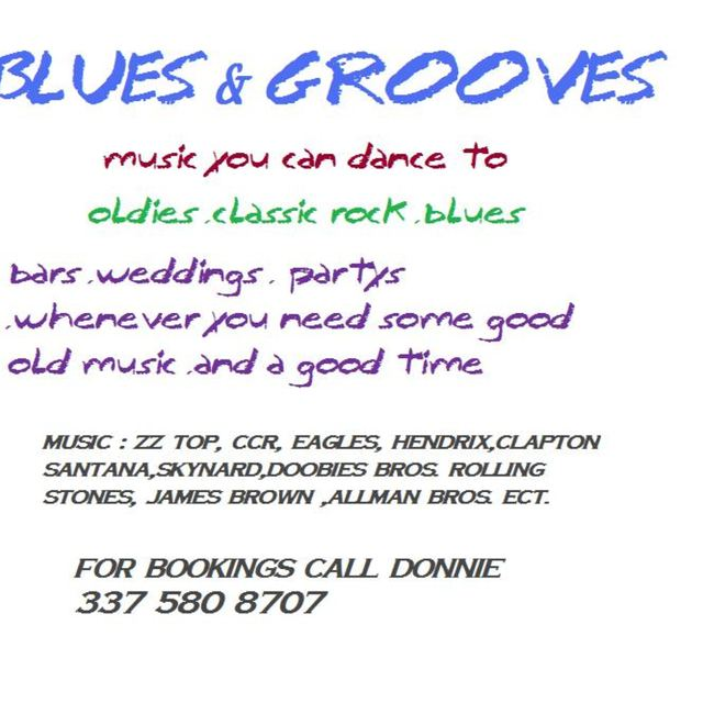 blues and grooves