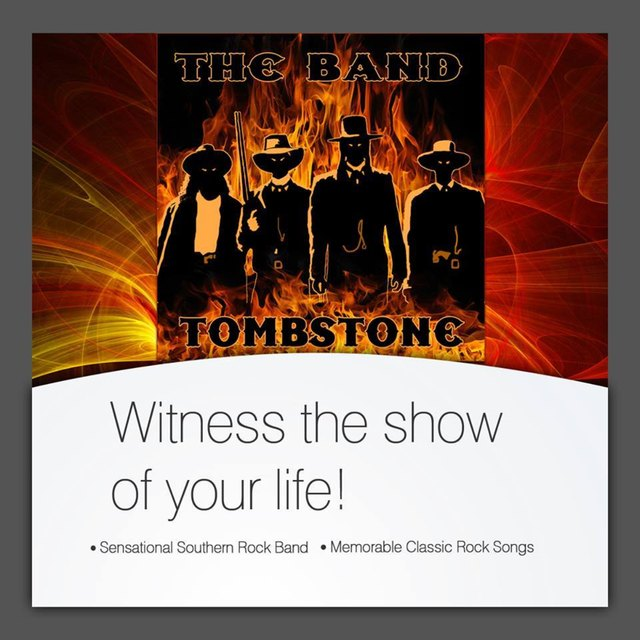 THE BAND TOMBSTONE
