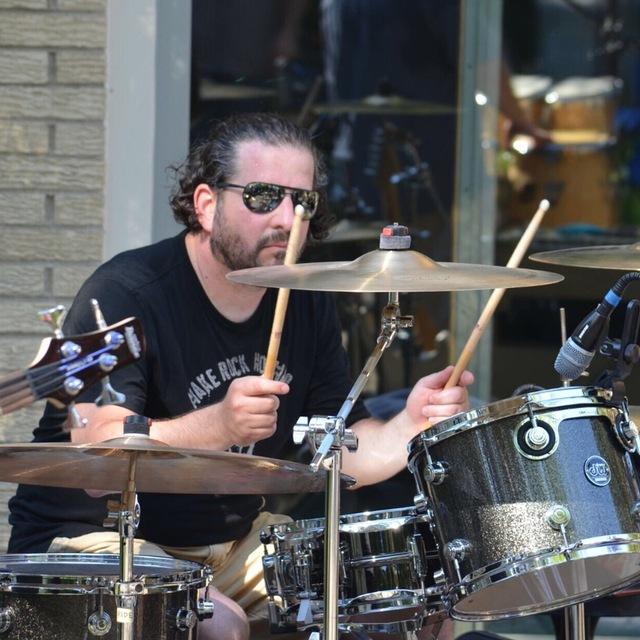 Driving Drummer