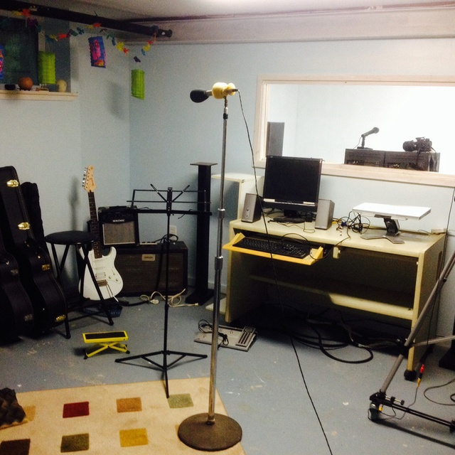 Area 7 zone B Recording Studio