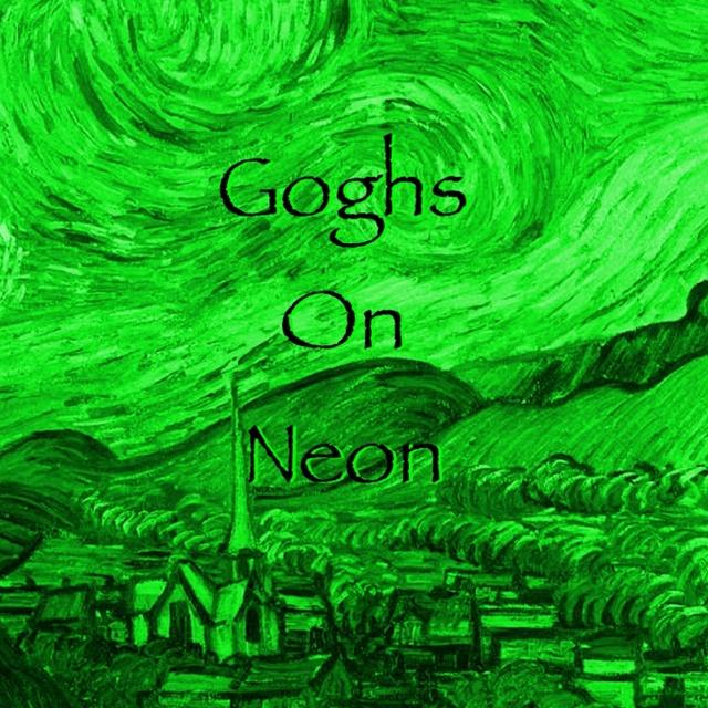 Goghs On Neon