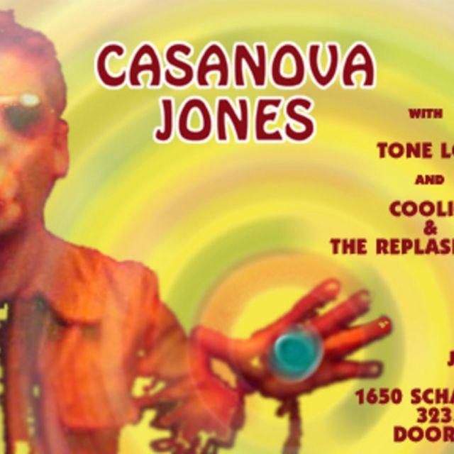 Casanova Jones