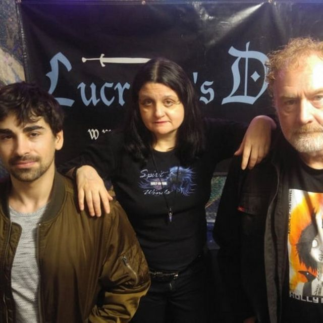 Lucretia's Daggers