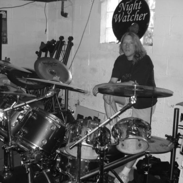 "Jim Ritenour (Former ""Night Watcher"" drummer)"