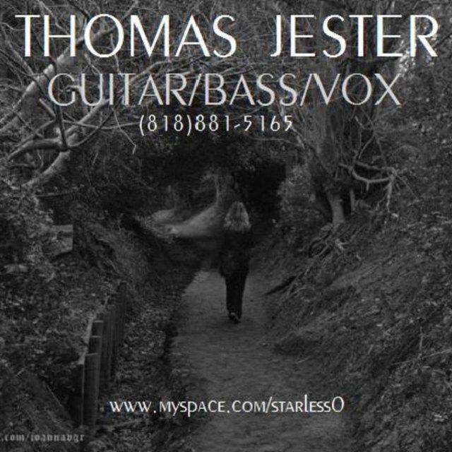 Thomas Jester