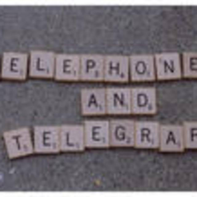 telephone & telegraph