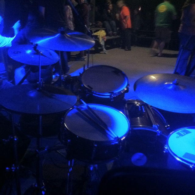 Mike drums 04401