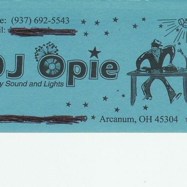 DJ Opie