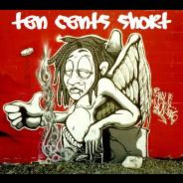 ten cents short